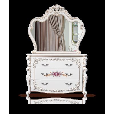 Комод бельевой Венеция Classic (крем)